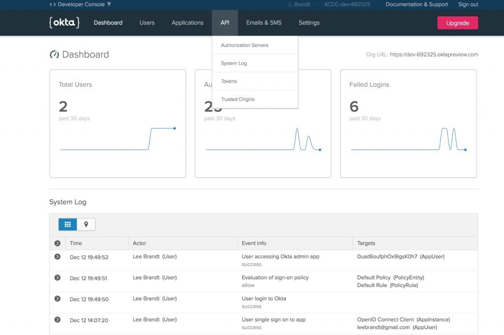 Automate Access Management with Okta | Somerford Associates