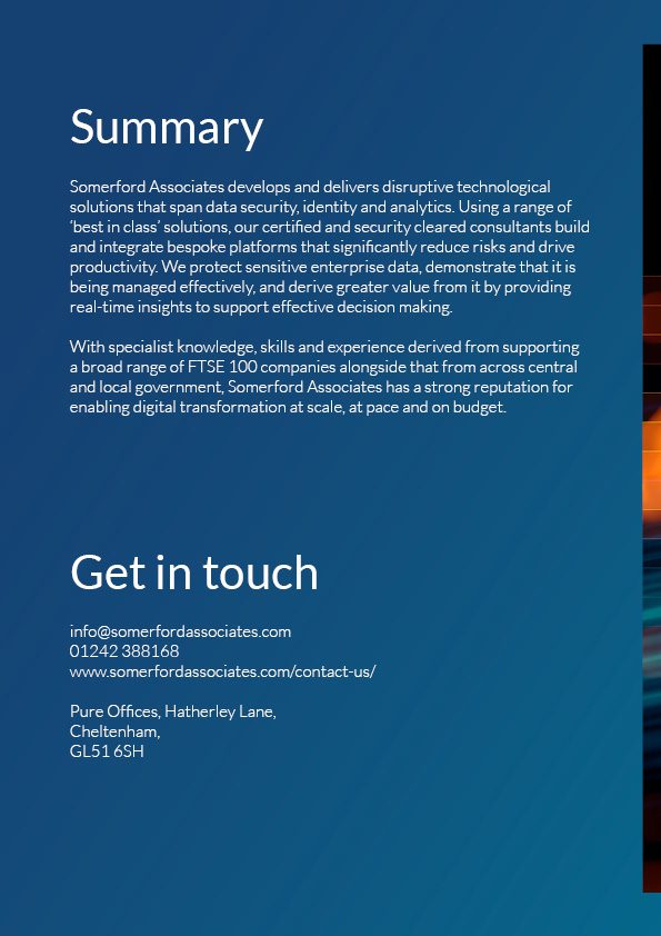 Prospectus Customer AWS & Somerford Single - 27-10-2016